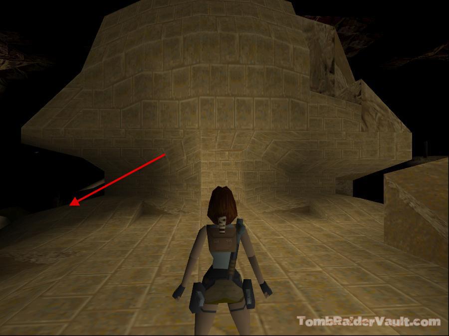 Tomb Raider 1 Walkthrough Sanctuary Of The Scion Tomb Raider Vault